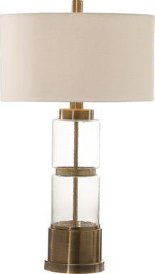 Carson Way Brass Lamp
