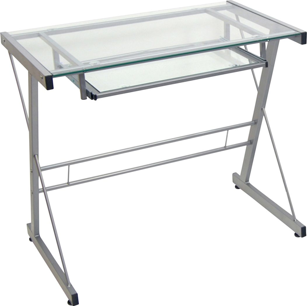 Casplan Gray Desk