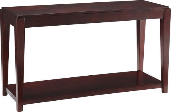 Cassara Cherry Sofa Table