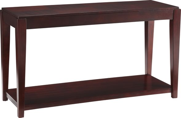 Cassara Cherry Sofa Table