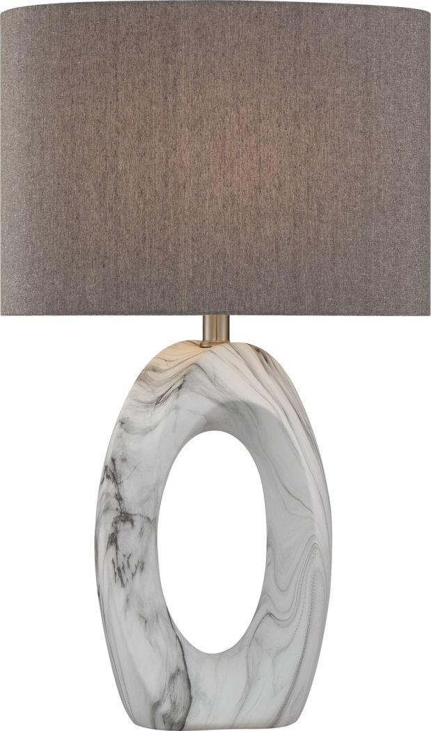 Cassington White Table Lamp