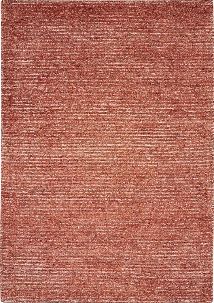 Castin Red 9'6 x 13' Rug