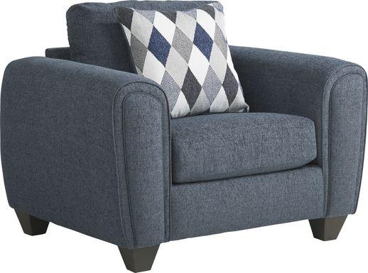 Caylor Falls Denim Chair