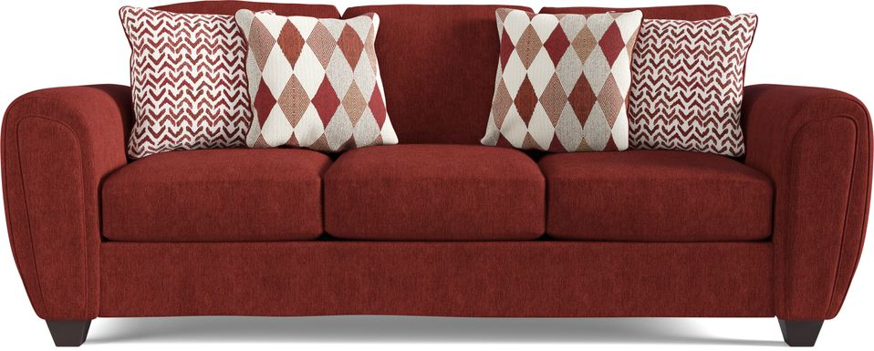 Caylor Falls Ruby Sofa
