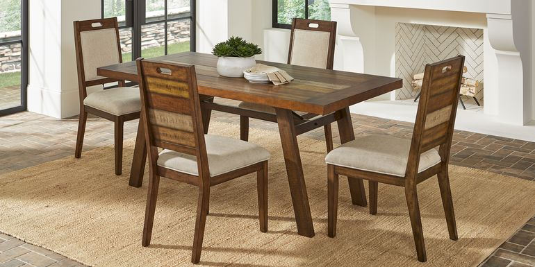Cedar Creek Brown 5 Pc Dining Room