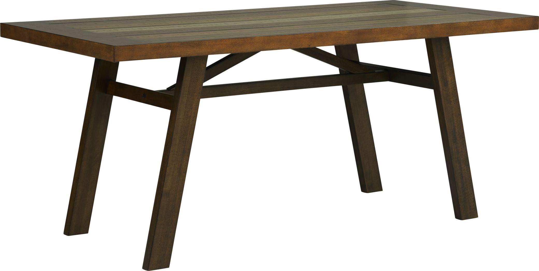 Cedar Creek Brown Dining Table