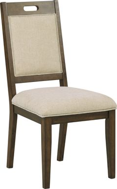 Cedar Creek Brown Side Chair