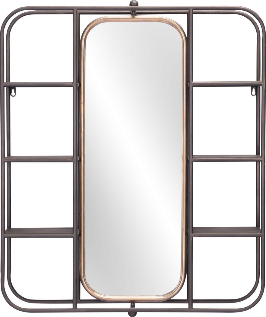 Cedarshire Gold Mirror