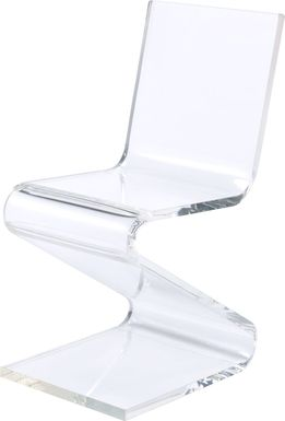 Celema Clear Accent Chair