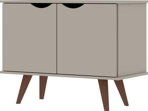 Cerone Beige Accent Cabinet
