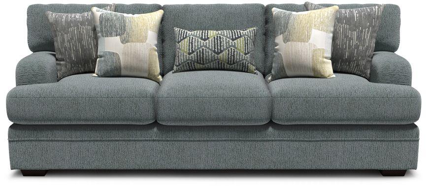 Charlton Street Blue Sofa