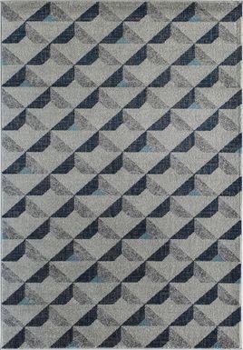 Charul Gray 8' x 10' Rug