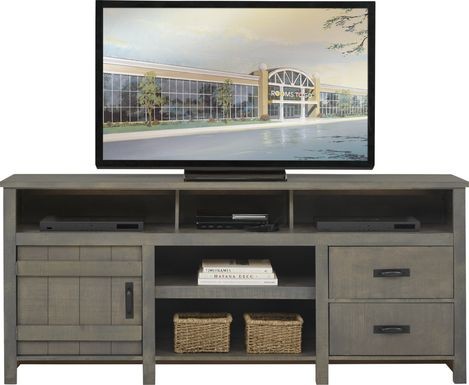 Chattanooga II Gray 76 in. Console