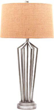 Cherami Gray Lamp