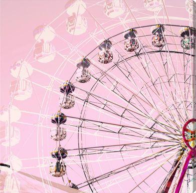 Cherish A Memory Pink Artwork