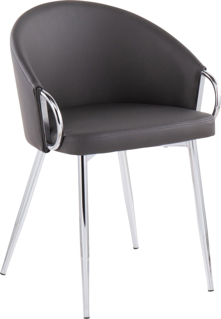 Cherlyn Gray Side Chair