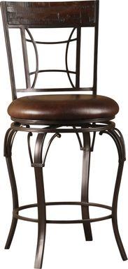 Chestnut Hill Metal Barstool