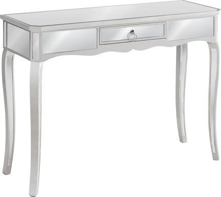 Chilberg Silver Sofa Table