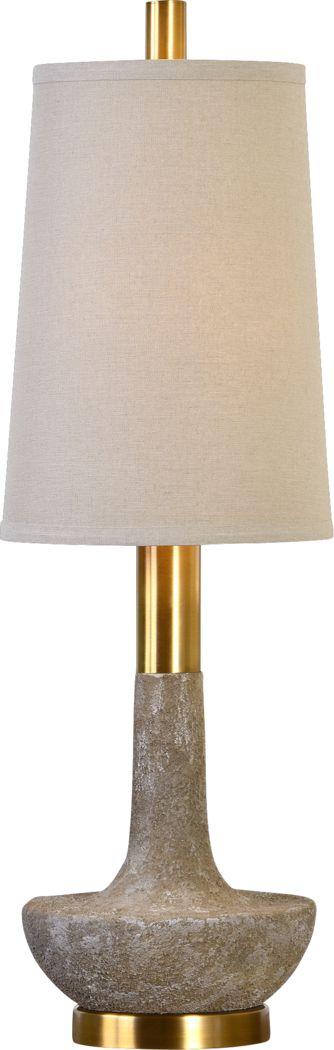 Chipman Gray Lamp