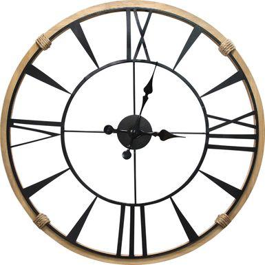 Chole Black Clock