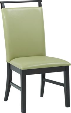 Ciara Green Side Chair
