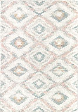 Cinan Pink 8' x 10' Rug