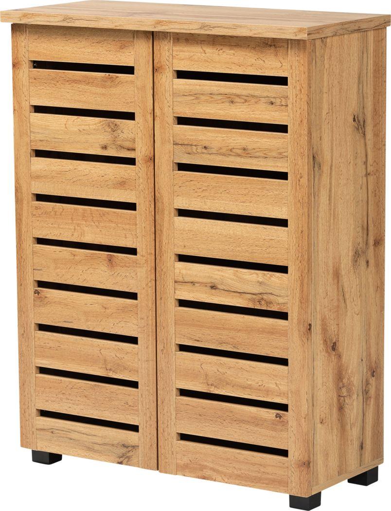 Cinderwood Brown Accent Cabinet
