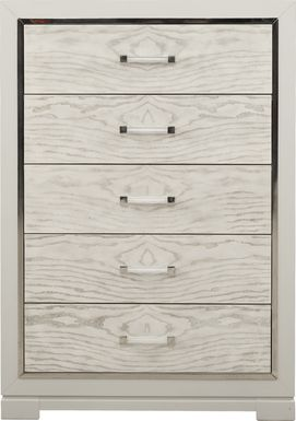 Cindy Crawford Home Bel Air Ivory Chest