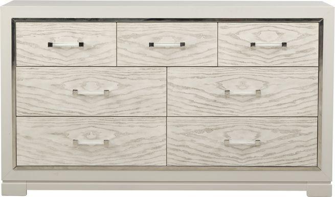 Cindy Crawford Home Bel Air Ivory Dresser