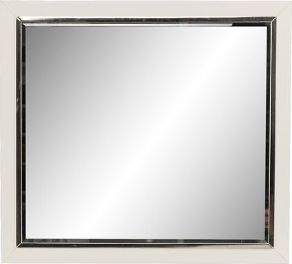 Cindy Crawford Home Bel Air Ivory Mirror