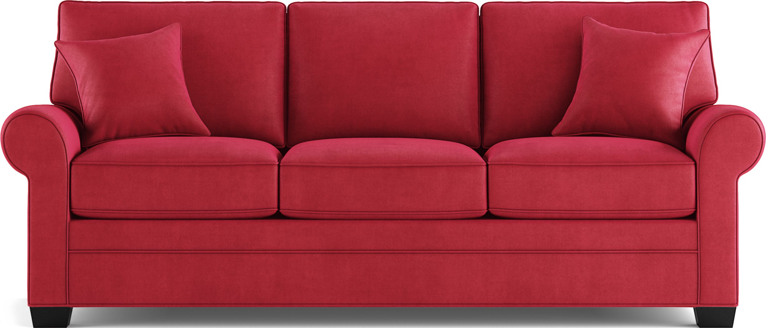 Red Sleeper Sofa Beds Pull Out Couches