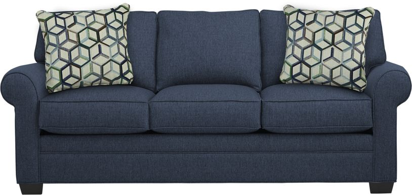 Cindy Crawford Home Bellingham Midnight Textured Sofa