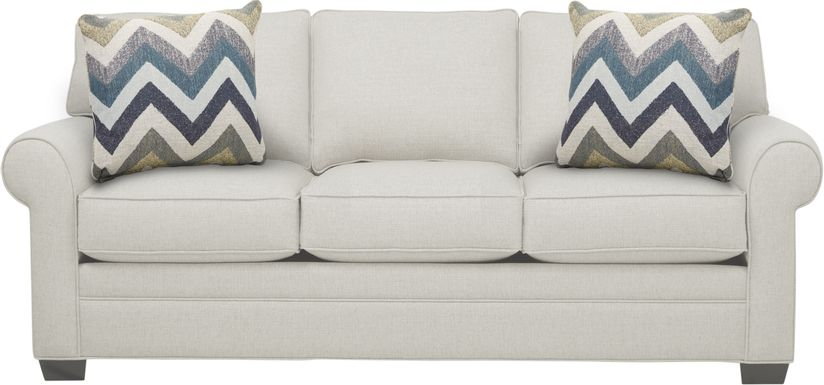 Cindy Crawford Home Bellingham Off-White Textured Sleeper