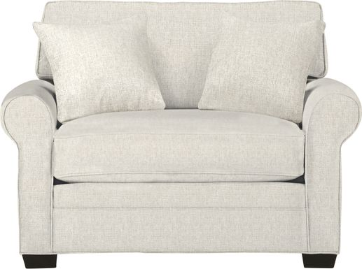 Cindy Crawford Home Bellingham Sand Textured Gel Foam Sleeper Chair