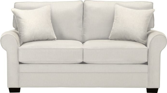 Cindy Crawford Home Bellingham Sand Textured Loveseat