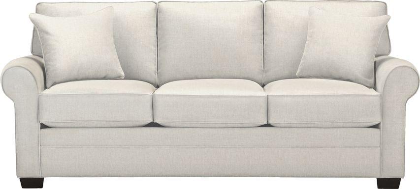 Cindy Crawford Home Bellingham Sand Textured Sofa