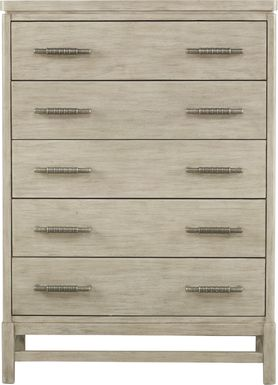 Cindy Crawford Home Golden Isles Gray Chest