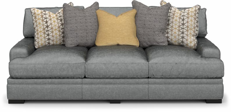 Cindy Crawford Home Palm Springs Gray Sofa