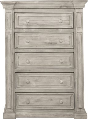 Cindy Crawford Home Pine Manor Gray Chest