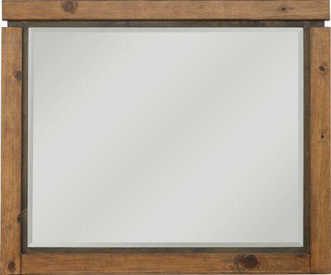 Cindy Crawford Home Westover Hills Brown Mirror