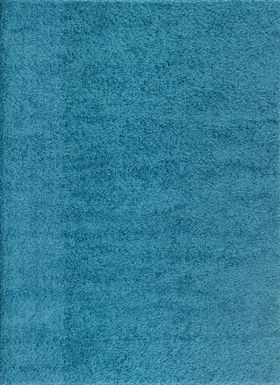 Cinthia Turquoise 3'3 x 5' Rug