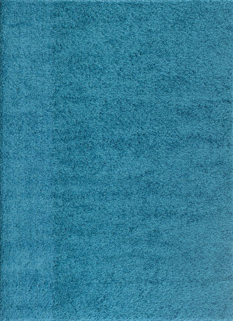 Cinthia Turquoise 7'10 x 10' Rug