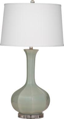 Civitella Blue Lamp