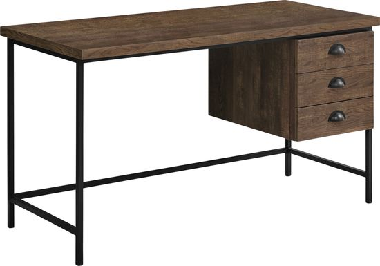 Claxton Brown Desk