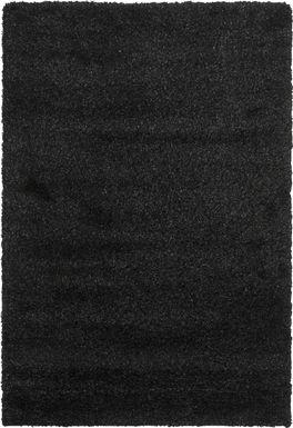 Cleona Black 8' x 10' Rug