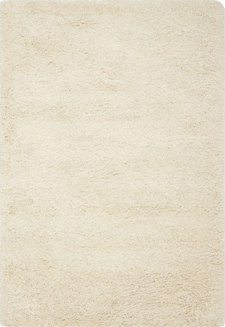 Cleona Ivory 5' x 8' Rug