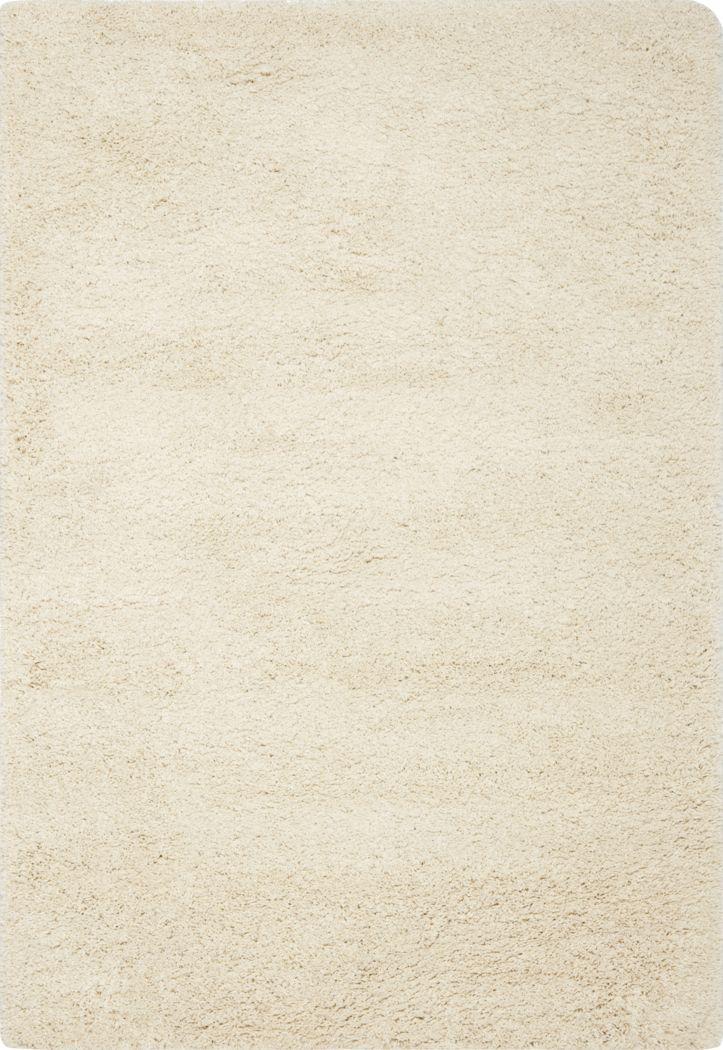 Cleona Ivory 8' x 10' Rug