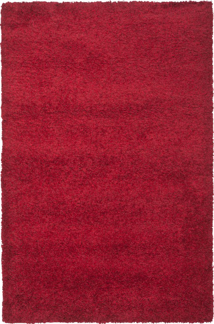Cleona Red 8' x 10' Rug