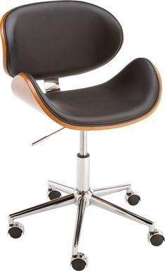 Clifton Onyx Desk Chair