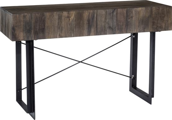 Coady Natural Console Table
